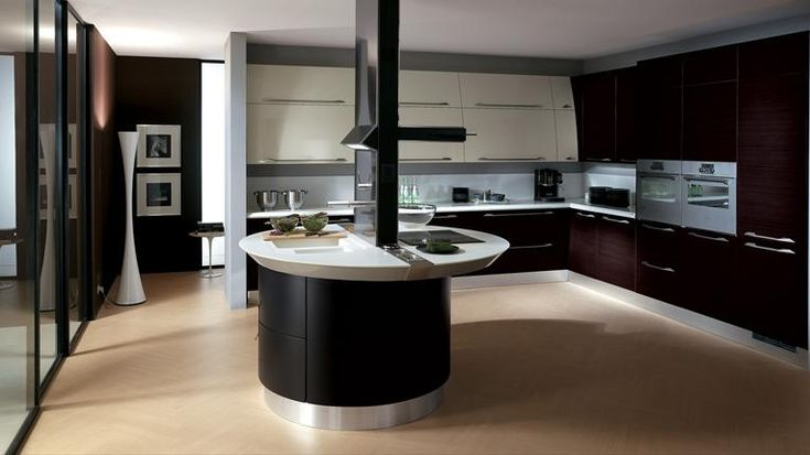 9 best Cucina ad isola images on Pinterest | Contemporary unit ...