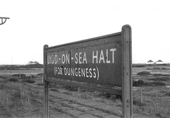 Disused Stations: Lydd-on-Sea Halt
