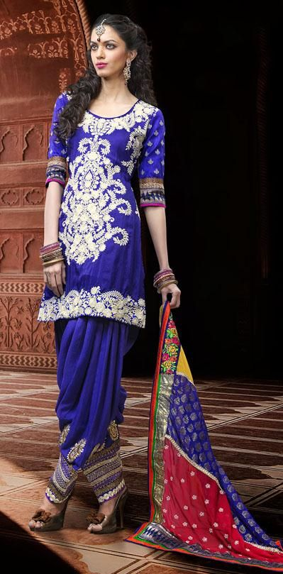 174 best punjabi suits images on pinterest indian suits for Punjabi wedding dresses online