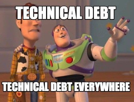 What is technical debt? And why does almost every startup have it?