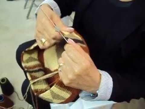 ▶ TECNICA ARTESANAL WAYUU - YouTube