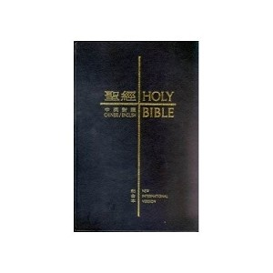 English Chinese Bible (Traditional) Union. NIV Leather