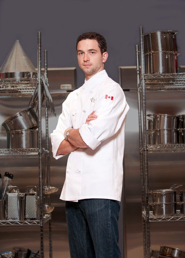 Congrats to Carl Heinrich the new Top Chef Canada winner and my fave all along!