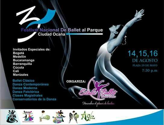 Festival Nacional de Ballet