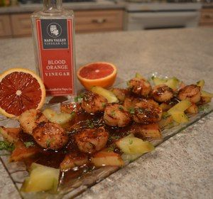 #FishFriday & #Trending on our Roku channel: How to Cook #PanSeared #Scallops with #BloodOrange & #Starfruit #Beurre Rouge #Sauce! #lent #citrus #seafood   * Subscribe to Cooking With Kimberly: https://www.rokuguide.com/channels/cooking-kimberly #cookingwithkimberly