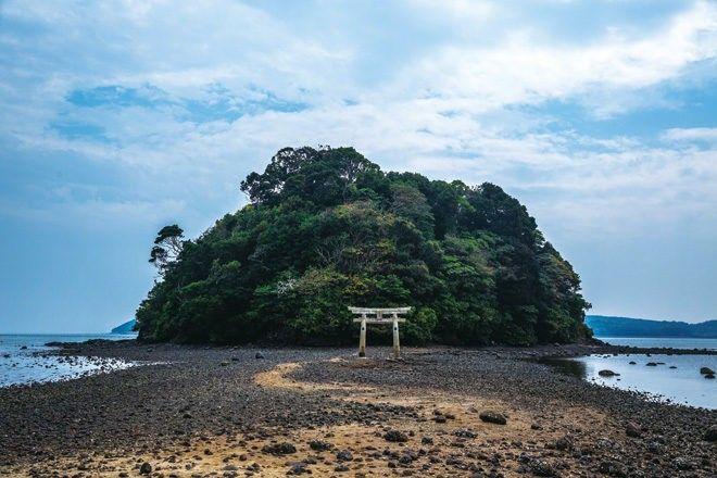 Iki Island 壱岐島 壱岐島 壱岐 夕日 海