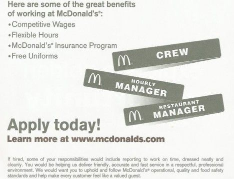 The 25+ best Mcdonalds application ideas on Pinterest Mcdonalds - employee application forms
