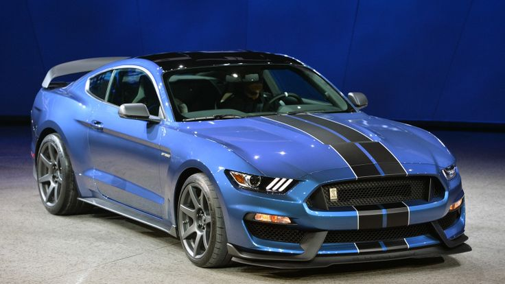 2016 Ford Shelby GT350R: Detroit 2015 Photo Gallery - Autoblog