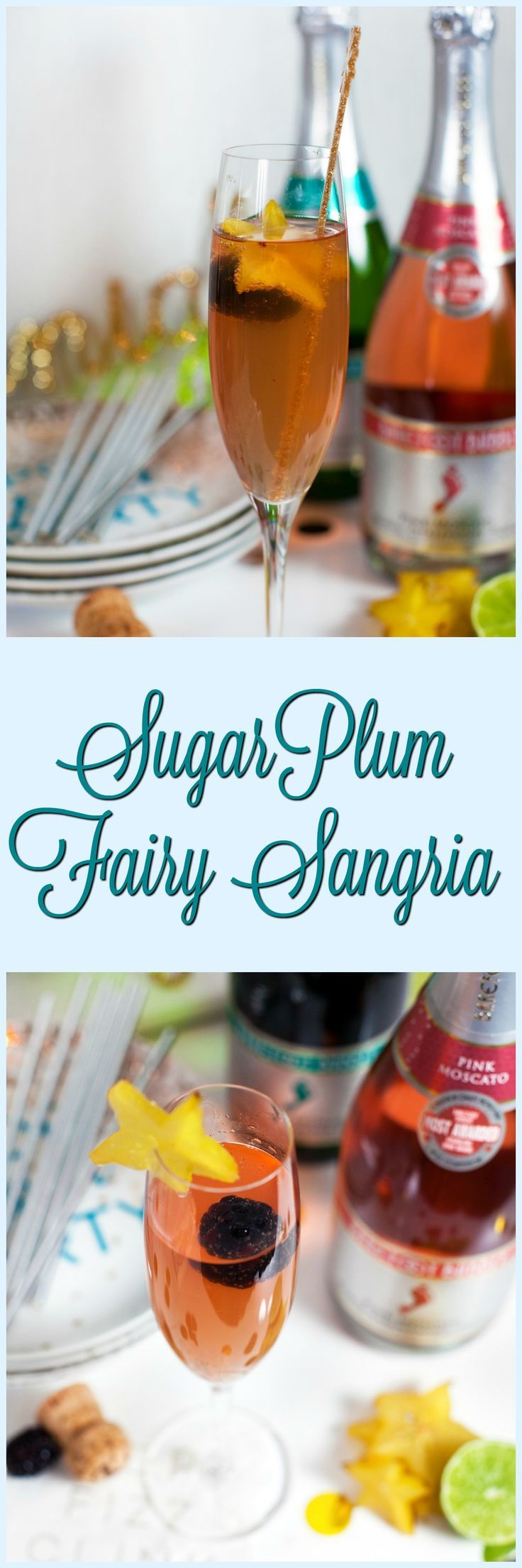 Sugarplum Fairy Sangria