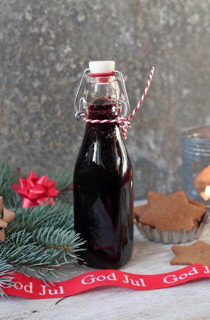 świąteczny napój