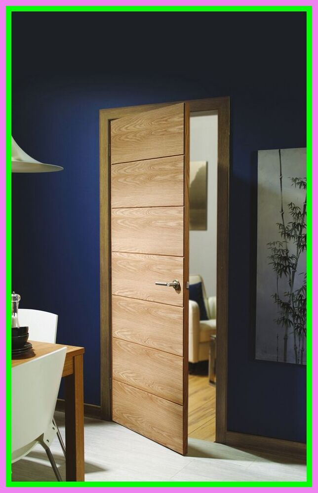 65 Reference Of Wood Door Design Bedroom In 2020 Doors Interior Modern Contemporary Interior Doors Door Design Interior