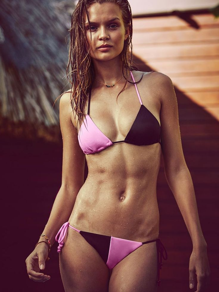 How 6 Top Victoria's Secret Models Stay in Shape - Galore