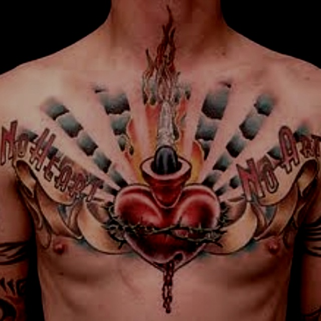 97 Unbeatable Chest Tattoos For Men: 78 Best Images About Tattoos On Pinterest