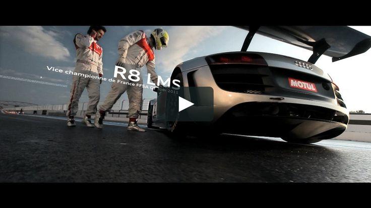 Audi Endurance Experience Audi organized on the Paul