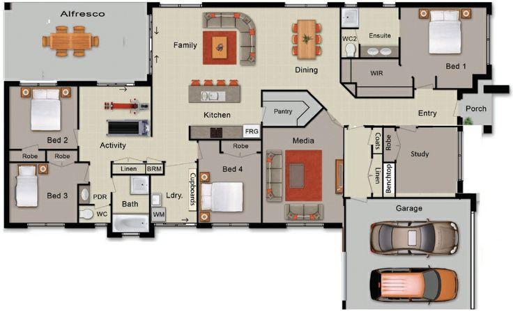 Fitzroy 297, Display Homes, G.J. Gardner Homes Ballarat