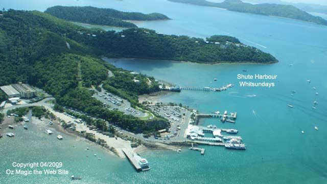 Shute Harbour Ferries Hamilton Island