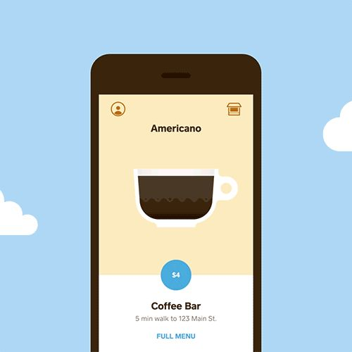 Order coffee from wherever you are and it's fresh when you get there. Check out Square Order's new magic: http://squ.re/1uyA926