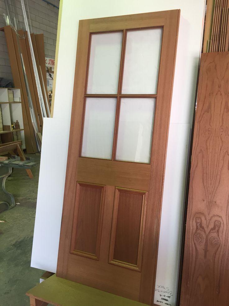 Joinery timber door