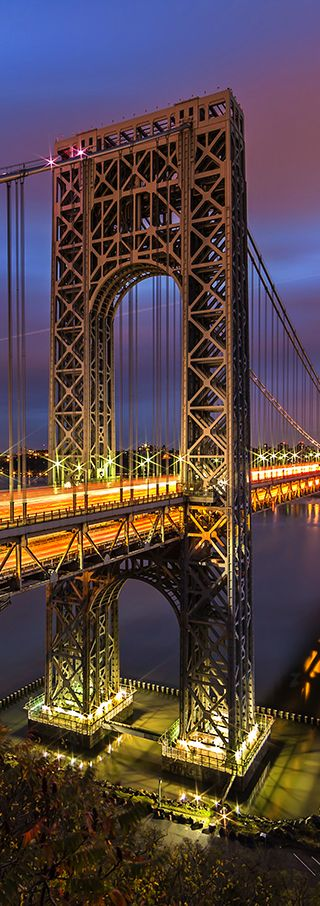 George Washington Bridge - Fort Lee, New Jersey- NY | US