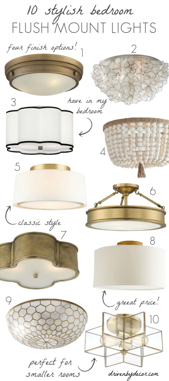 Bedroom Light Fixtures The Complete Guide Driven By Decor In 2020 Bedroom Light Fixtures Bedroom Ceiling Light Bedroom Lighting
