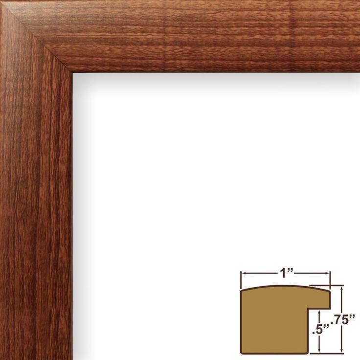 craig frames various 1 brown contemporary picture frame poster frame 23247616 craigframesinc