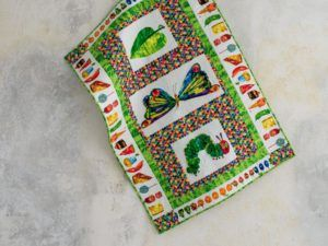 Inch by Inch Quilt Kit