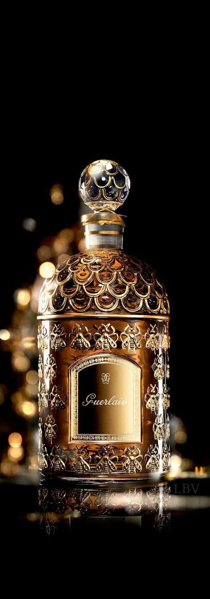 Le flacon aux Abeilles Guerlain, 160ème anniversaire.| LBV ♥✤