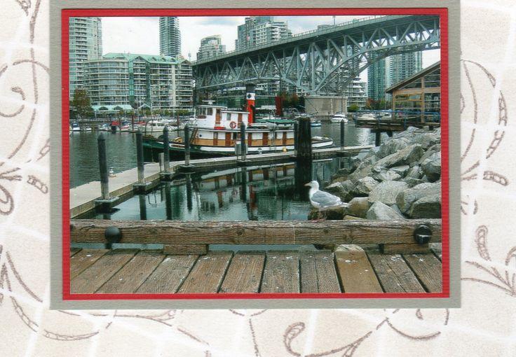 Granville Island, Vancouver, B. C.