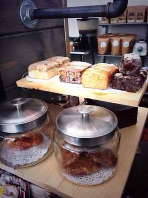 Here at Home Brewed, you'll get to munch on freshly baked pastries. Don't forget to get one when you order a cup of #coffee.