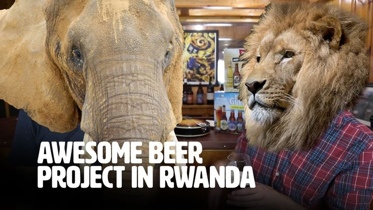 We Talk beau's and this great project they are supporting. They are helping a Rwandan woman, Fina, open the first woman owned and operated brewery in Rwanda!...