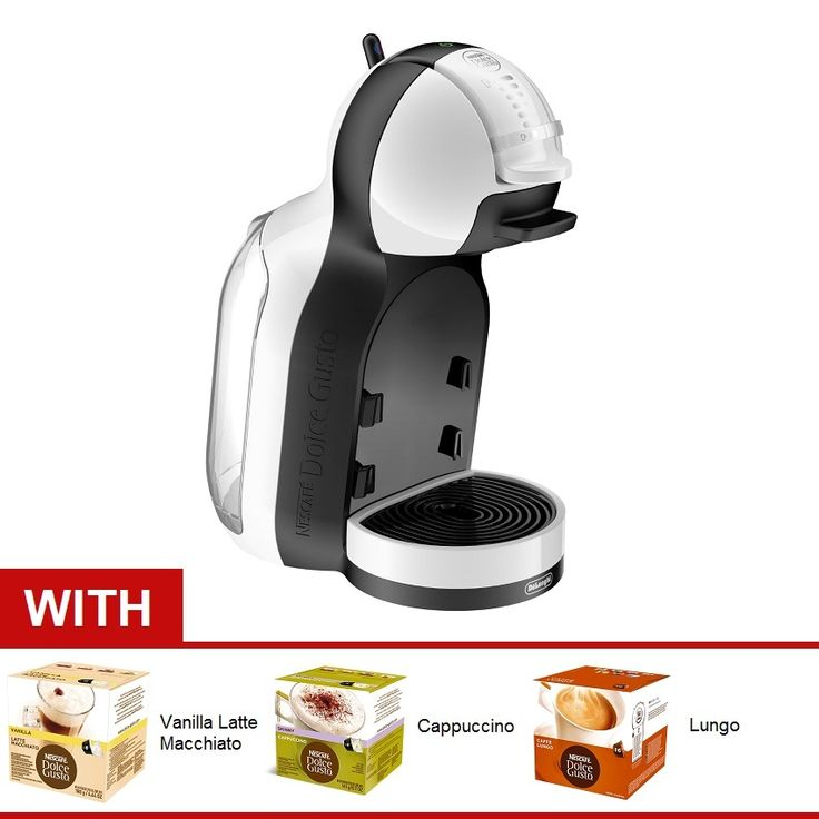 Nescafe Dolce Gusto Mini Me Coffee Machine (White/Black) with Nescafe Dolce Gusto Capsules (Vanilla Latte Macchiato/Cappuccino/Lungo) for your coffee lover dad on #FathersDay  You can buy it here => http://ho.lazada.com.ph/SHGriG  This makes all of your favorite caffeinated concoctions within the comfort and convenience of your own home.  Watch demo here => https://youtu.be/hanvZvqFMCw