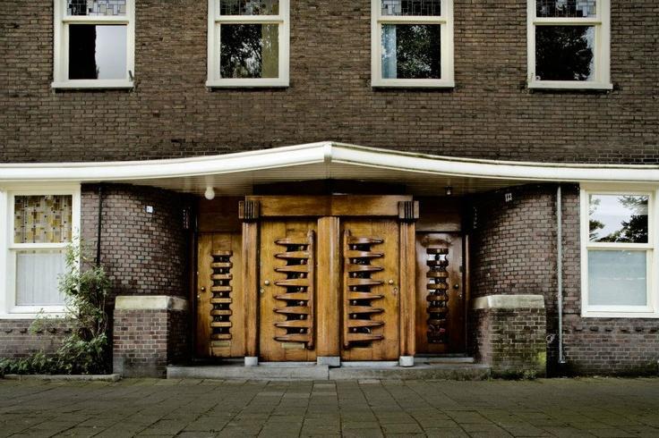 Amsterdamse School, Style