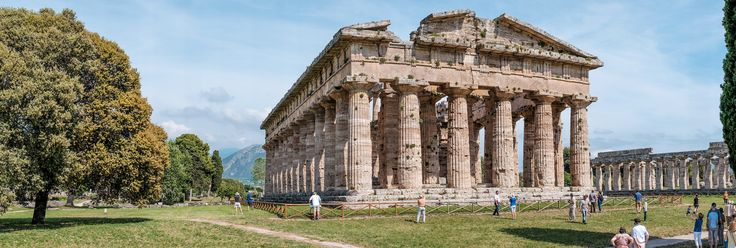 Come to vist #Cilento and its #ArchaeologicalSite of #Paestum in #Italy! #history #romanamphitheater #museums #greektemples #dorictemples #temples #magnagrecia #southofitaly #visititaly #visitcilento #visitpaestum #cilento #sea #sun #picoftheday #temples #archaelogicalsite #paestumarchaeologicalsite #riunsofpaestum #doric #roman