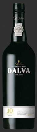 Dalva 10 Years Old Tawny. Gamme actuelle.
