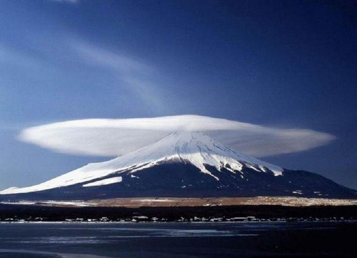 Mount Fuji, Japan, By: Dez, @ Beautiful Places to visit. - Pixdaus