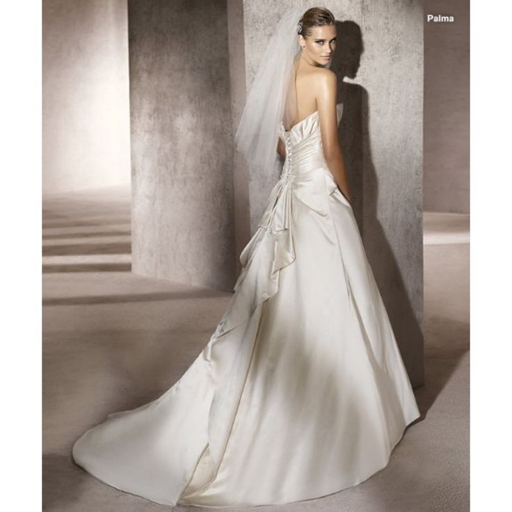 31 best Corset Wedding Dresses images on Pinterest  Short wedding gowns Wedding day robes and