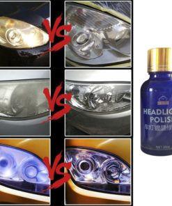 Car Auto Headlight Renovation Repair Agent 9h Hardness Car Coating