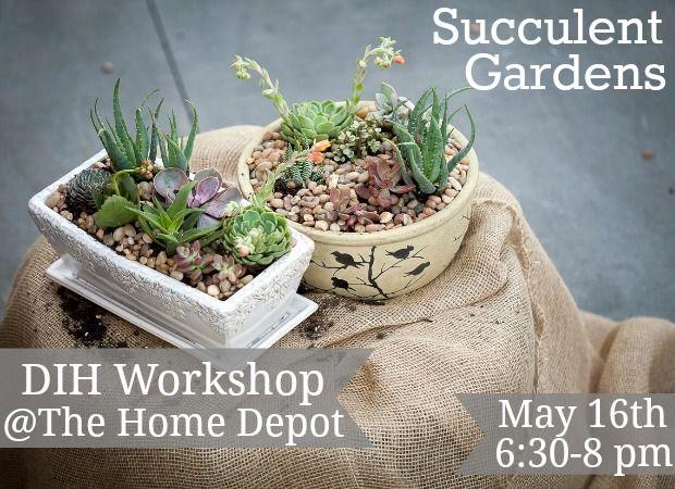 creative inspiration home depot garden soil. DIH Workshop at The Home Depot 51 best DIY images on Pinterest  Craft Decks