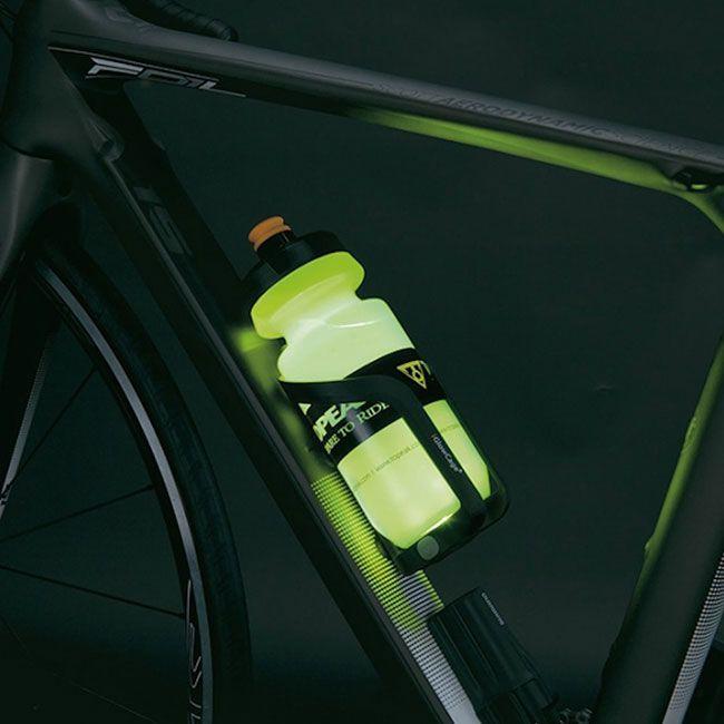 Светящаяся бутылка для велосипеда iGlowCageB #БУТЫЛКА #ВЕЛОСИПЕД #СВЕТЯЩЕЕСЯ