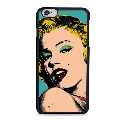 Merlyn Monroe Pop Art iPhone 6 Case