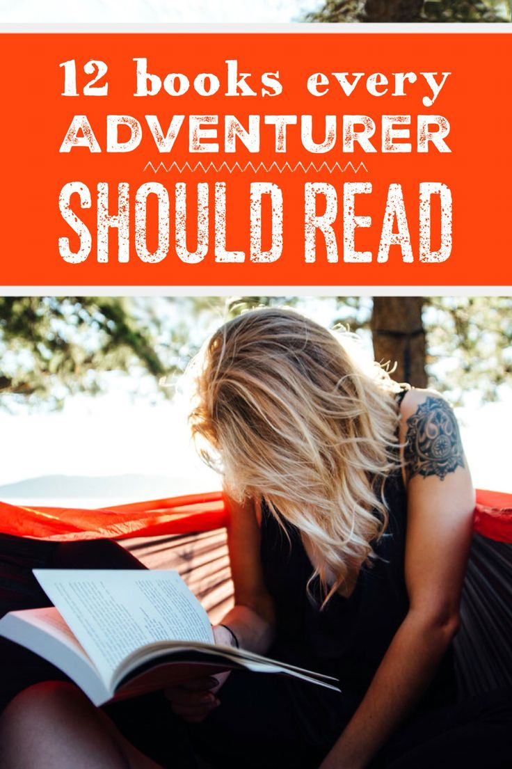 The must read list for every hiker, backpacker, paddler, and adventurer! Grab your Ugly Mug, make some coffee, and relax with a great book.   Ugly-mugz.com