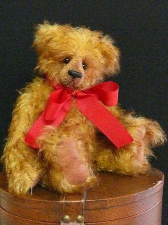 Megelles Free Teddy Bear Making pattern - Joe Teddy Bear pattern free