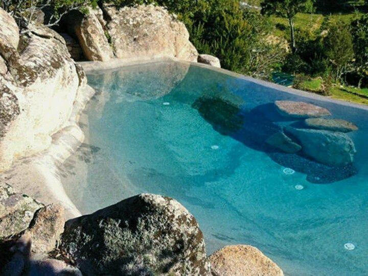 17 migliori idee su piscine piccole su pinterest piscina for Piccole planimetrie interrate