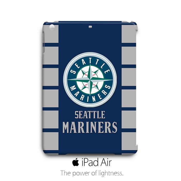 Seattle Mariners iPad Air Case Cover Wrap Around