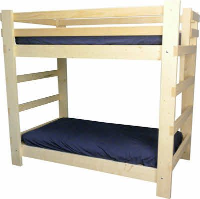 1000 ideas about triple dorm on pinterest dorm room - Custom loft beds for adults ...