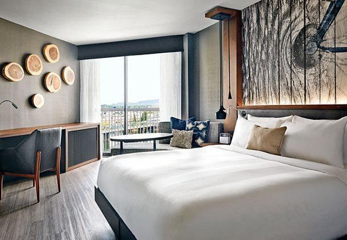 Portland Marriott Downtown Waterfront (OR) - Hotel Reviews - TripAdvisor