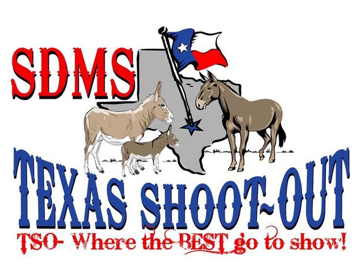 Courtesy:  SOUTHWESTERN DONKEY AND MULE SOCIETY, Johnson City, Texas (USA).
