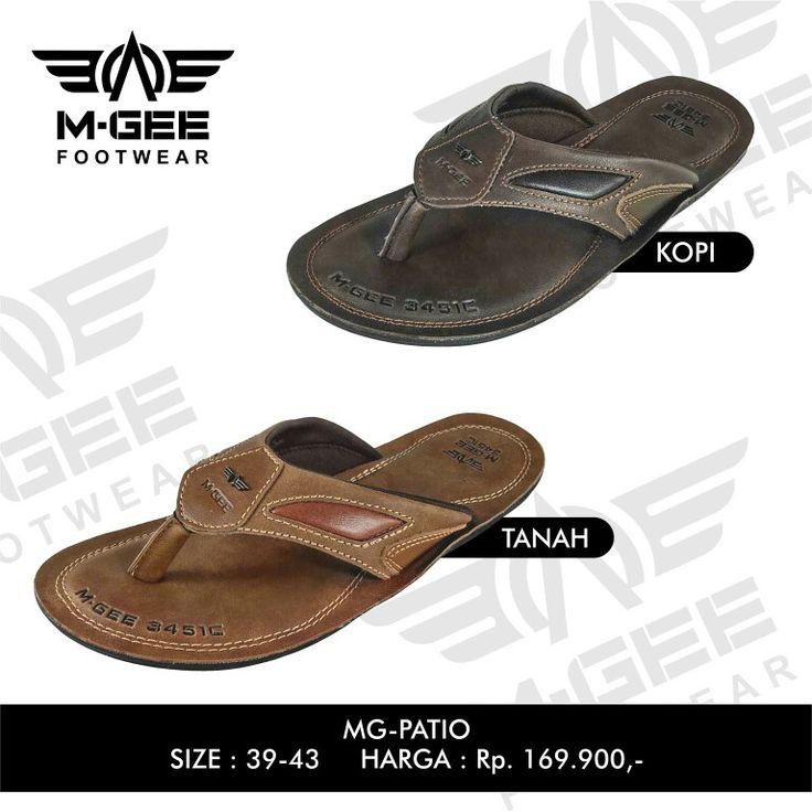 M-GEE Footwear MG-PATIO