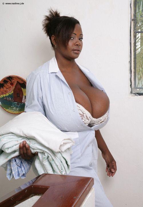 ebony maid