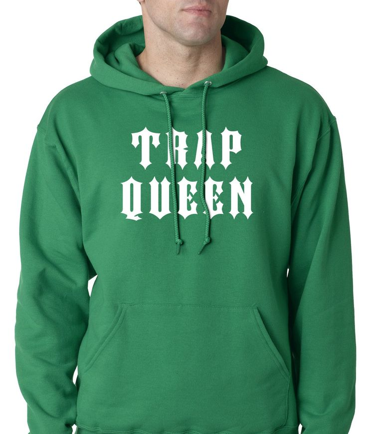 Trap Queen Hip Hop Adult Hoodie Sweatshirt